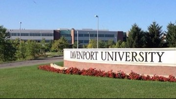 Davenport offers money and discount tuition to some GM workers facing layoffs