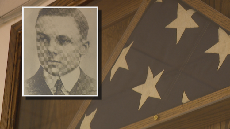 101-year-old document leads to Purple Heart for namesake of Grand Haven Legion Post