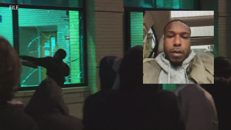 Man who participated in Grand Rapids riot apologizes, gets probation