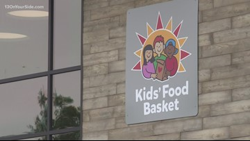 Kids Food Basket hosts ribbon-cutting ceremony for new location