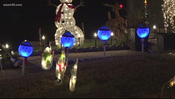 Holiday highlights: Westside G.R. Christmas display