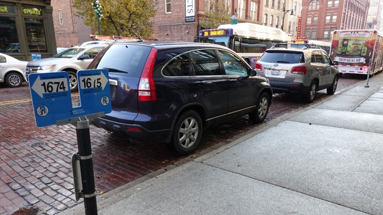 City transfers parking enforcement duties from police department to Mobile GR