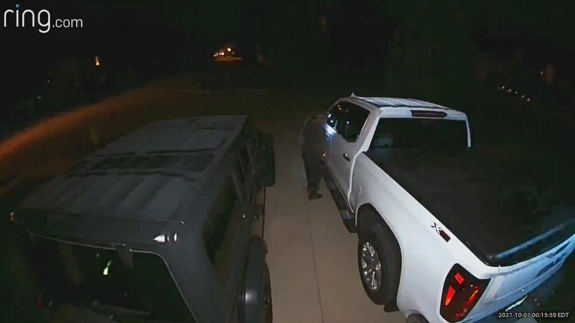 Kentwood Vehicle Burglaries
