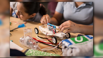 Girls, gears and gigabytes: GRPM, DTE find creative way to get girls in science