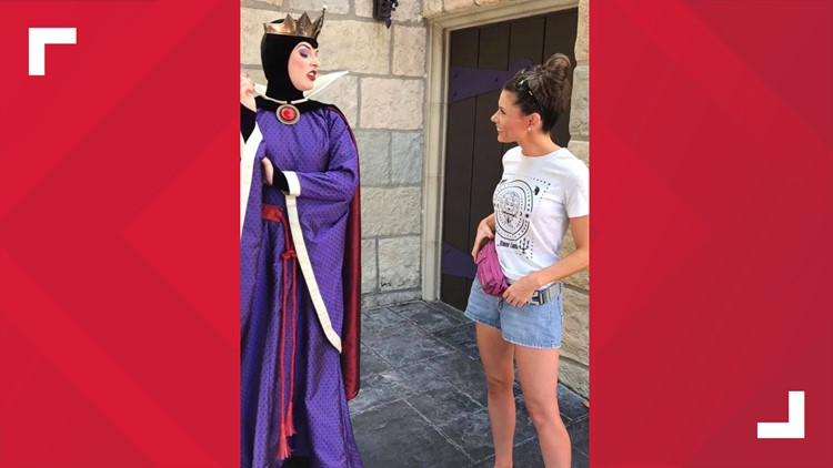 Disney's Evil Queen weighs in on the fanny pack