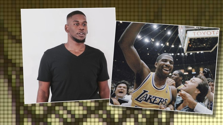 The role of a lifetime: How a Muskegon man got the part of playing Magic Johnson in an upcoming HBO series