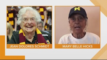 Jalen Rose's 100-year-old grandma calls out Sister Jean: 'It's over'