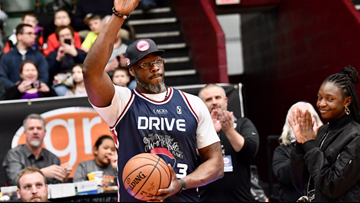 Grand Rapids Drive sees record crowd at Ben Wallace Night