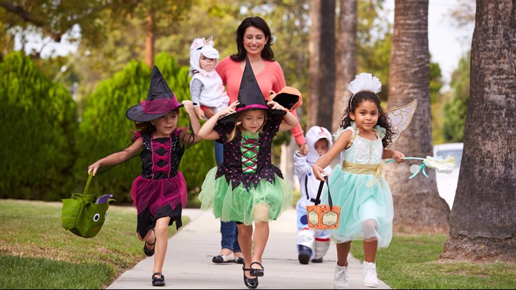 Halloween 2021: A list of trick-or-treat times and dates across West Michigan