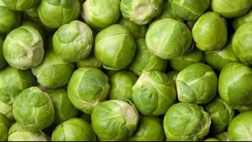 Better Bites: Fall-inspired Brussels Sprouts Salad