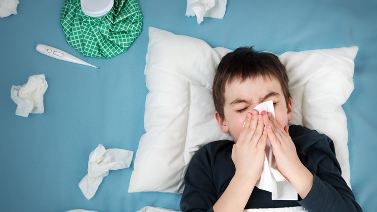 Flu causes Holton Public Schools to close for remainder of week and Monday