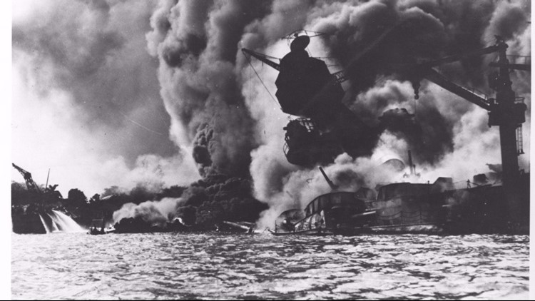 Japanese attack on Pearl Harbor-23786885
