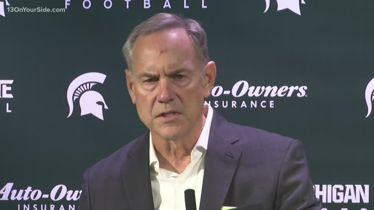 Dantonio wants mental toughness from Spartans