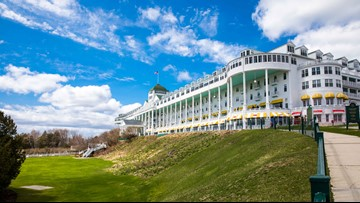 Michigan's Grand Hotel may be considered to host G7 summit