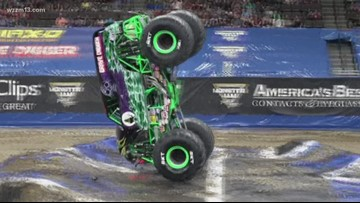 Monster Jam is back at Van Andel Arena