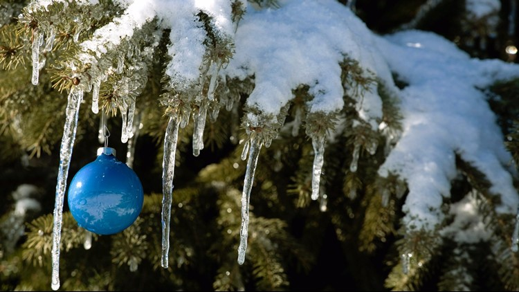 Will Grand Rapids Mi Have A White Christmas In 2021? Grand Rapids Has A 58 Percent Chance Of Having A White Christmas Each Year Wzzm13 Com