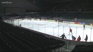 Griffins gearing up for the playoffs