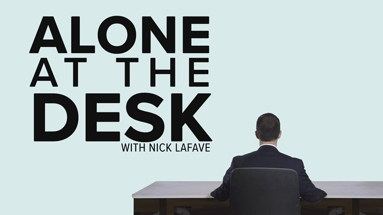 Alone At The Desk - 27.5: Nessel's First Ad