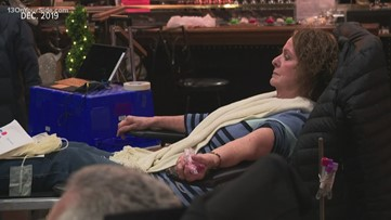 New monthly blood drive brings donation to Zeeland