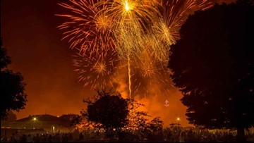 Grand Haven Township OKs fireworks on 'Coast Guard Saturday'