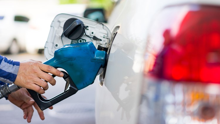 Gas prices drop to lowest level since March