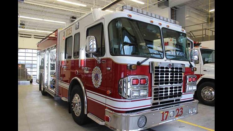 Spring Lake Fire Dept. receives $794K in federal funding