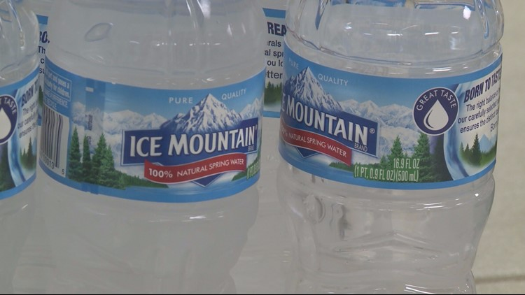 New Ice Mountain owner adjusts water withdrawal plan