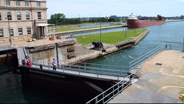 Lawmakers to tour Soo Locks, site of planned $1B upgrade