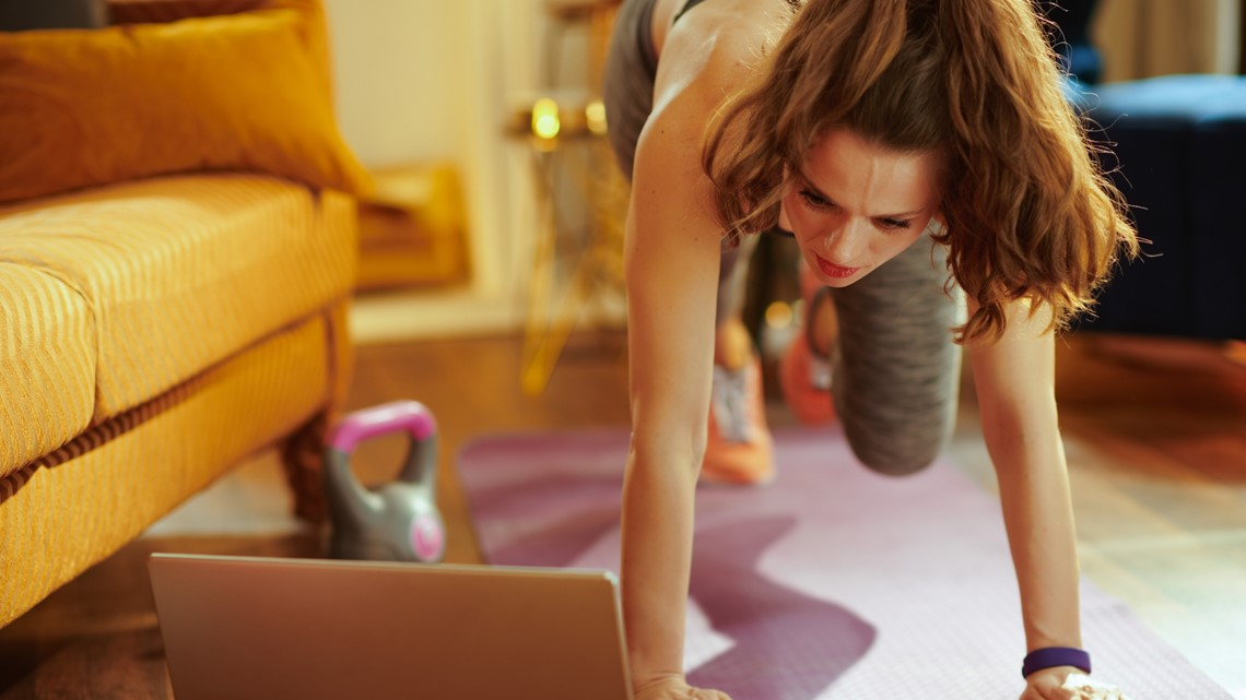 Local gym owner gives tips on working out in isolation