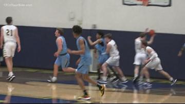 High School Boy's Basketball: EGR vs. Grand Rapids Christian