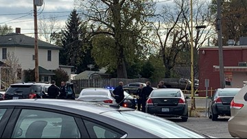 1 injured in officer-involved shooting in Wyoming