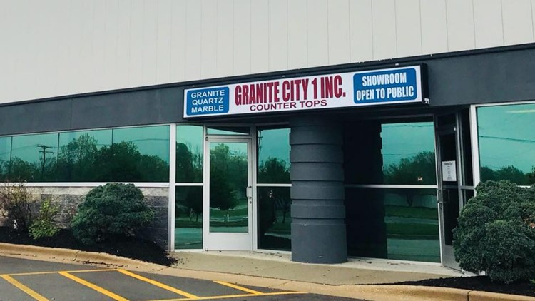 Let Granite City 1 Inc. give your kitchen a whole new look