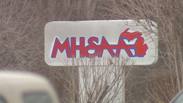 MHSAA restricting fan attendance at this weekend's events amid COVID-19 concerns