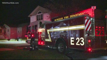 No one injured in Bluffton Bay house fire