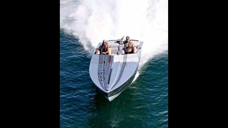 Powerboats will be rockin' the coast