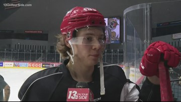Veleno, Seider return from World Championships
