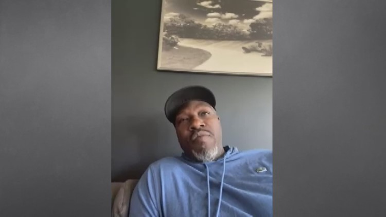 Ben Wallace reacts to Hall of Fame election