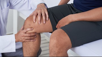 Sports Medicine helps heal the body after a sport-related injury