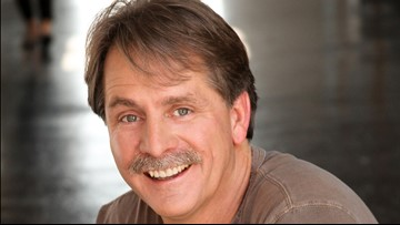 Jeff Foxworthy to headline Laughfest's 10th Anniversary