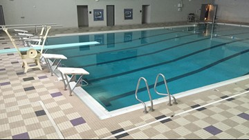 Work to reopen Muskegon Heights pool continues with test of pumps