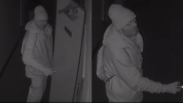 Cash reward for tips leading to man who stole from Kentwood church