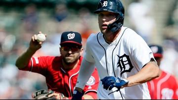 Tigers snap 8-game losing streak, beat Nationals 7-5