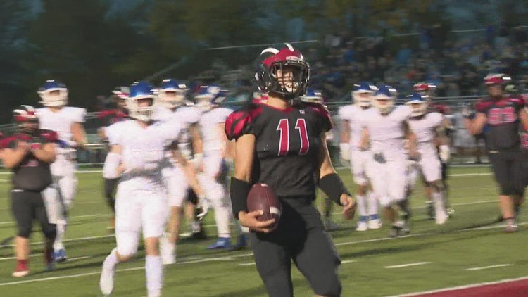 13 On Your Sidelines Game of the Week: Cedar Springs Red Hawks vs. Catholic Central Cougars