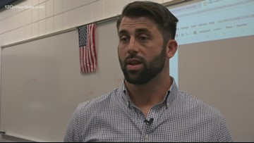 Former addict shares story of self-discovery to Grand Haven students