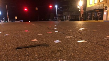 PICK A CARD, ANY CARD: Magicians turn Michigan city into 'Street of Cards'