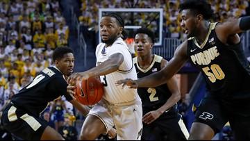 Michigan's Zavier Simpson suspended, will miss Nebraska game