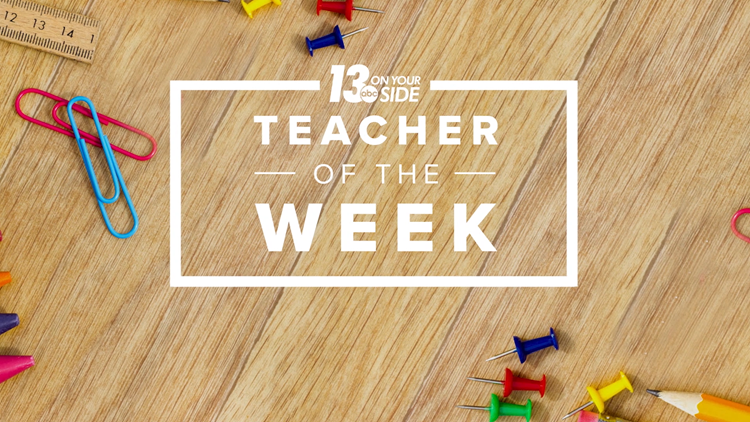 Teacher of the Week: March 2021