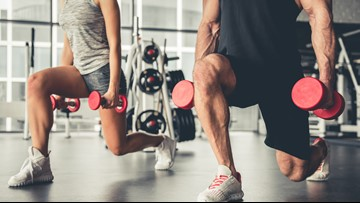 Get fit with your Valentine this year