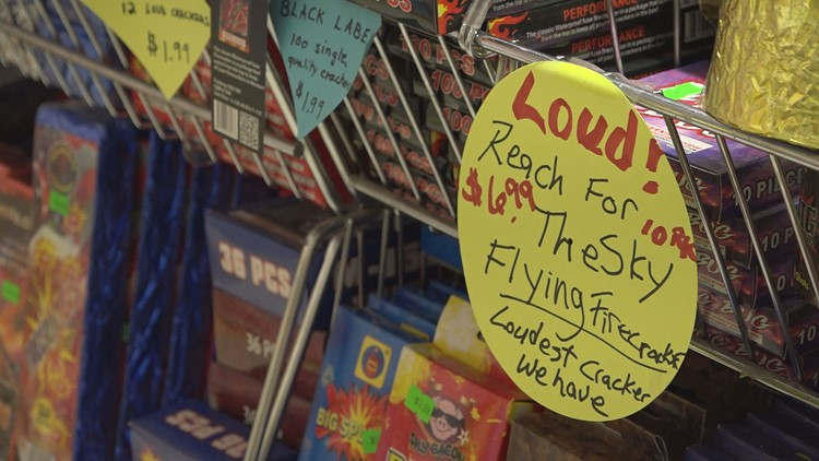 With less than two weeks until the 4th of July, fireworks shortage could affect supply
