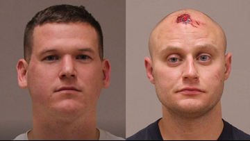 Bath Township off-duty officers sentenced to 15 days in jail after Grand Rapids bar fight